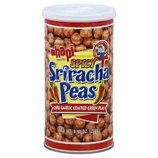 HAPI SRIRACHA CHILI PEAS CAN 9.9OZ