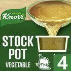 KNORR STOCK POT VEGETABLE 4X28G