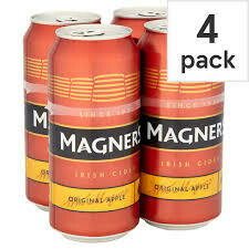 MAGNERS ORG 4PK 440ML CAN