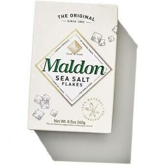 MALDON SEA SALT CRYSTALS 8.5 OZ