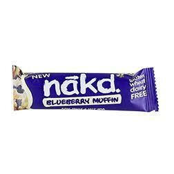 NAKD BLUEBERRY MUFFIN35G