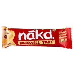 NAKD BAKEWELL TART GLUTEN FREE BAR 35G