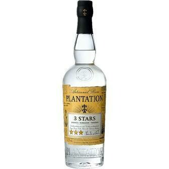 PLANTATION 3 STARS WHITE 750ML