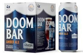 SHARP'S DOOM BAR 4.3% 500ML 4PK