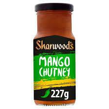 SHARWOOD GREEN LABEL MANGO CHUTNEY