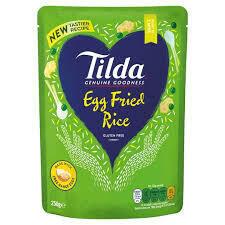 TILDA  - STEAMED EGG FRIED BASMATI RICE