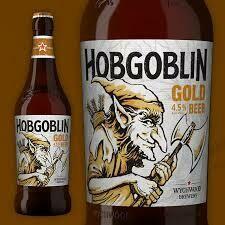 WYCHWOOD HOBGOBLIN GOLD 4.5% 500ML EA