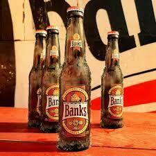 BANKS CARIBBEAN LAGER - 6 PACK BOTTLES