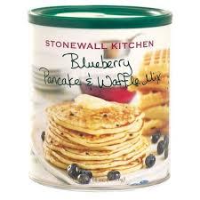 STONEWALL - GLUTEN FREE BLUEBERRY PANCAKE MIX