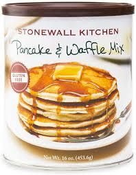 STONEWALL - GLUTEN FREE PANCAKE AND WAFFLE MIX
