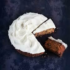 PECK & STRONG - CARROT CAKE (16 SLICES)