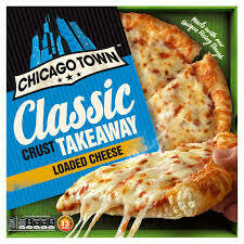 CHICAGO TOWN CHEESE PIZZA 30CM 630G