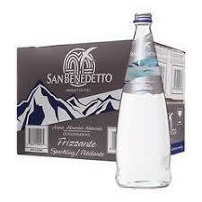 SAN BENEDETTO STILL 750ML x 12 GLASS CS
