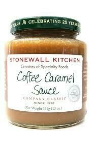 STONEWALL - COFFEE CARAMEL SAUCE