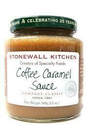 STONEWALL - COFFEE CARAMEL SAUCE