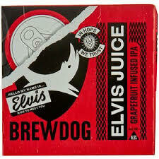 BREWDOG - ELVIS JUICE 330ML x 24 NRB CS