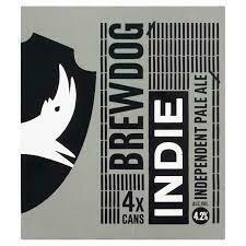 BREWDOG - INDIE 330ML x 12 NRB CS