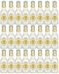 FENTIMANS CONNOISSEURS TONIC WATER CASE 125ML x 24