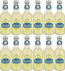 FENTIMANS VICTORIAN LEMONADE 275ML x 12 CS