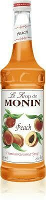 MONIN - PEACH 750ML EA