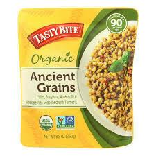 TASTY BITE ANCIENT GRAINS RICE 8.80 OZ EA