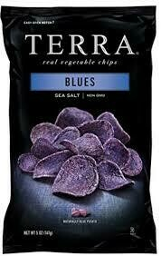 TERRA CHIPS BLUES 5OZ EA