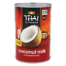 THAI KITCHEN COCONUT MILK  UNSWND 13.66OZ EA