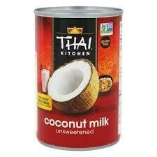 THAI KITCHEN COCONUT MILK  UNSWND 13.66OZ EA