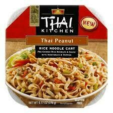 THAI KITCHEN GF THAI PEANUT RICE NOODLES 9.77 OZ EA