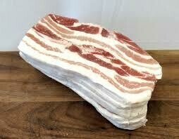 DINGLEY DELL WILTSHIRE CURE SMOKED STREAKY BACON SLICED 250G