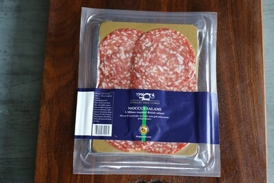 DINGLEY DELL SLICED MOCCUS SALAMI MILANO INSPIRED SALAMI 75G