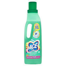 ACE GENTLE BLEACH STAIN REMOVER 1LT