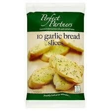 PERFECT PARTNERS GARLIC & HERB SLICES