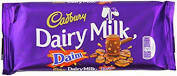 CADBURY DAIRY MILK DAIM BAR 120G