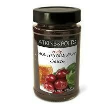 A & P HONEYED CRANBERRY SAUCE 250G