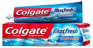 COLGATE MAX FRESH CLEAN MINT 100ML