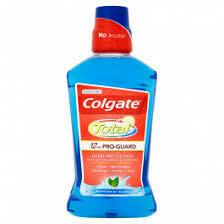 COLGATE TOTAL MOUTHWASH 250ML