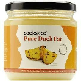COOKS&CO DUCK FAT 320G
