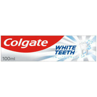 COLGATE WHITENING AND FRESH BREATH TOOTHPASTE 100ML