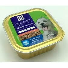 CO OP GOURMET CHICKEN & GAME DOG FOOD 150G