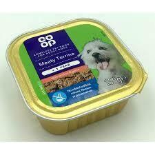 CO OP GOURMET CHICKEN & GAME DOG FOOD 150G