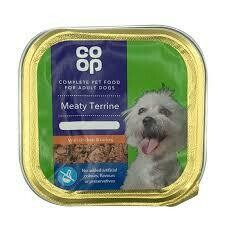 CO OP GOURMET CHICKEN & TURKEY DOG FOOD 150G