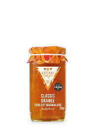 COTTAGE DEIGHT CLASSIC THIN CUT MARMALADE 113G