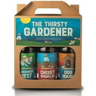 COTTAGE DELIGHT THE THIRSTY GARDENER 3X500ML