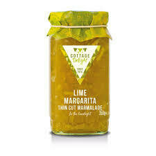 COTTAGE DELIGHT LIME MARGARITA THIN CUT MARMALADE 113G