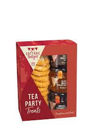 COTTAGE DELIGHT TEA PARTY TREATS