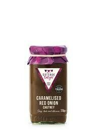 EPC CARAMELISED RED ONION CHUTNEY 325G