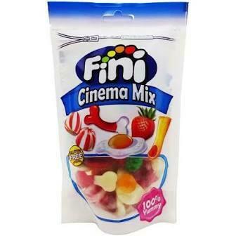 FINI CINEMA MIX GLUTEN FREE POUCHES 180G