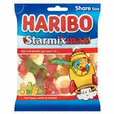HARIBO STARMIXMAS 175G
