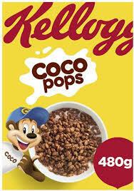 KELLOGGS COCO POPS 480ML